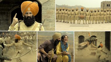 Kesari Trailer: Akshay Kumar and Parineeti Chopra Starrer Tells The Heroic Story of Nation's Unsung Warriors - Watch Video
